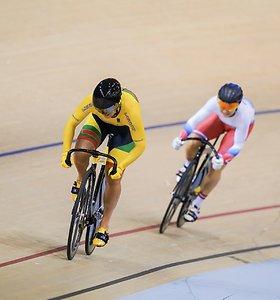 2020 metais – bendri dviračių sporto čempionatai su latviais ir estais