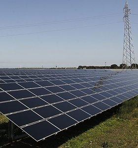 Daugiabučių gyventojai galės tapti gaminančiais elektros vartotojais