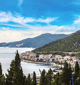 Neumo kurortas prie Adrijos jūros