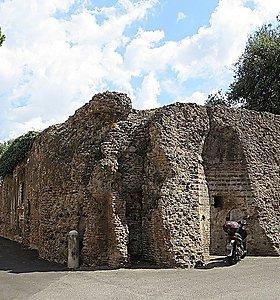 Šv. Sebastijono katakombos Romoje