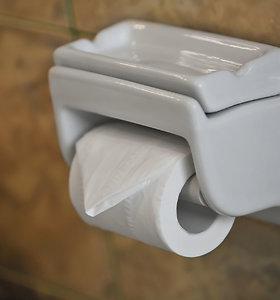 Kodėl viešbučiai sulanksto pirmąjį tualetinio popieriaus rulonėlio lapelį?