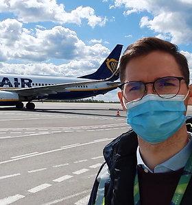 Kauno oro uostas per karantiną: kaip atrodys skrydžiai?