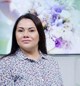 Floristė ir vedybų planuotoja I.Borkovska: jaunųjų įgeidžiai ir dekoro tendencijos