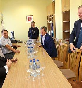 R.Andrikis: S.Skvernelis gali tikėtis palaikymo dalies Mišrios Seimo narių grupės narių