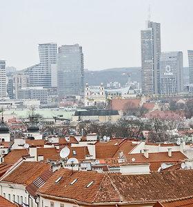 Įtampa su investuotojais: 3 vystytojai bando stabdyti Vilniaus bendrojo plano tvirtinimą