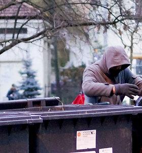 Policijai įkliuvo benamis su lygiavamzdžiu šautuvu