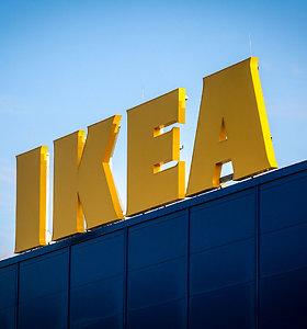 """""""Ikea"""" Jungtinėje Karalystėje ir Airijoje nebepardavinės plastikinių šiaudelių"""