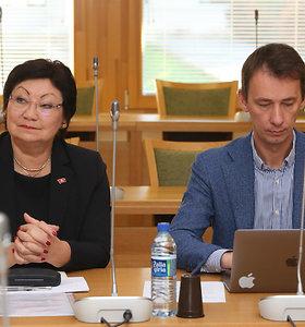 Kultūros komitetas posėdžiauja Seime
