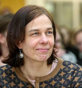 """Filosofė Nerija Putinaitė: """"Šiandienis politinis pasyvumas primena Lenino Rusiją"""""""