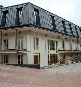 Vilniaus centre vietoje garažų – biurai: dideli įtarimai virto popieriniais pažeidimais