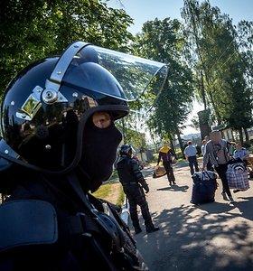 Pravieniškių kolonijoje  - netikėta pareigūnų krata