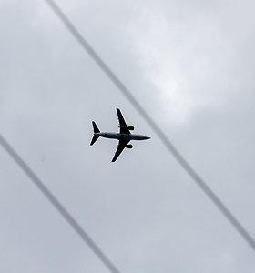Baigtas incidento tyrimas patvirtino 15min informaciją: lėktuvai vos nesusidūrė