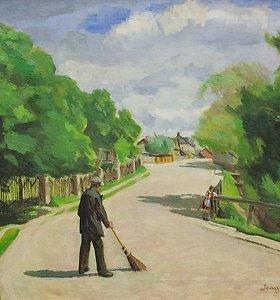 Vilniaus aukcione parduodami tapybos darbai