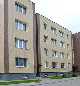 Renovacijos procesas Lietuvoje padeda taupyti ir kaimyninėms šalims