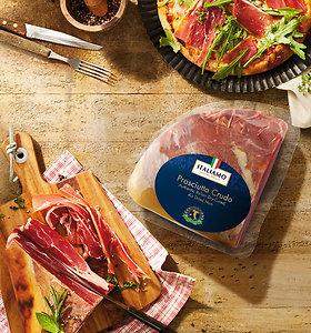 """Pažink Italijos virtuvę su """"Lidl"""": kodėl negalima kepti prosciutto crudo?"""