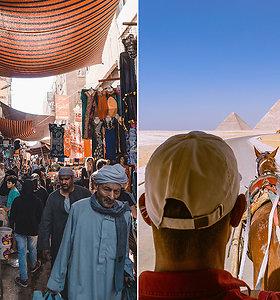 Kad viešnagė Egipte neapkarstų: kaip išsisukti nuo etiketo klaidų ir apsukrių gatvės prekeivių?