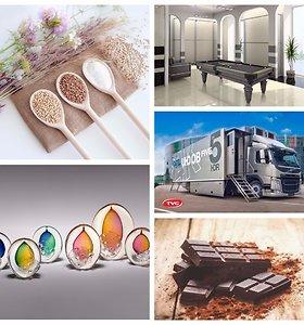 Išrinkite labiausiai įkvepiančią Lietuvos eksporto istoriją