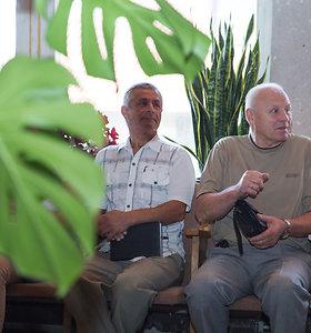 Susitikimas dėl užtvindyto Rumšiškių miestelio atminimo įamžinimo