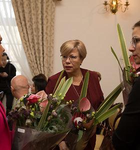 Naujai išrinkta Kauno rajono savivaldybės taryba susirinko i pirmą posėdį