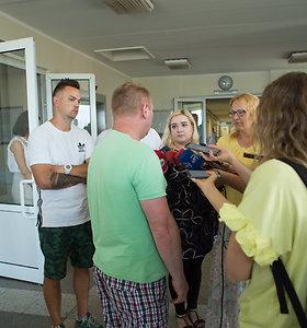 """Iš Kauno klinikų paleidžiamos žiauriai sumuštos paauglės tėvas: """"Jis šaukė, kad ją užmuš"""""""