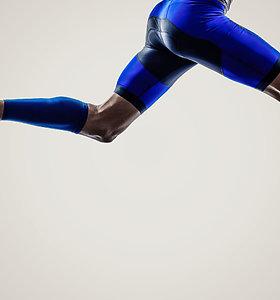 5 įdomūs faktai apie bėgimą: kiek kilokalorijų sudegina lėti bėgikai?
