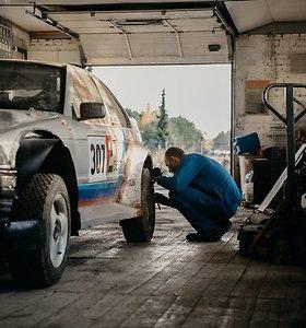 """Kross Reidas"" komanda ruošiasi lenktynėms Moldavijoje"