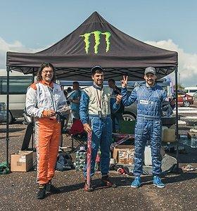 """""""333 Endurance Cup"""" pirmojo ir antrojo etapo momentai"""