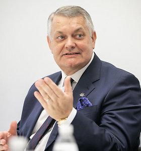 """R.Austinskas: """"Linavai"""" ypač reikia skaidrumo ir švaraus, šviežio starto"""