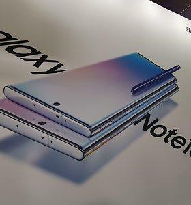 """""""Samsung Galaxy Note 10+"""" išmanusis telefonas"""