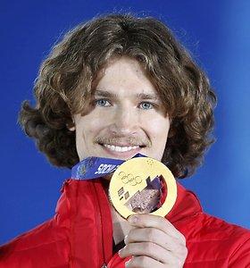 Olimpinis čempionas suklaidintas diagnozės apie vėžį
