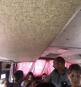 Kelionė į Lazdijus virto išbandymu – bilietų daugiau nei vietų