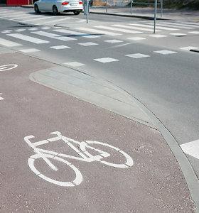 Kurie dviračių takai Vilniuje tinka pasivažinėjimui su šeima ir vaikais?