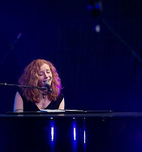 Alinos Orlovos koncertas Trakų pilyje