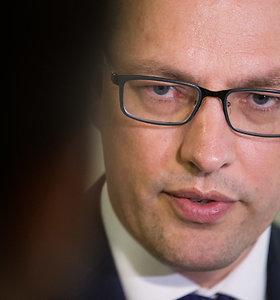 Laikinosios komisijos įkūrimui Seime pritarta po svarstymo – V.Bakas balsuojant susilaikė