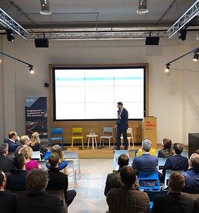 """Akimirkos iš """"Digital Lithuania meetup: Digital Economy"""" renginio"""
