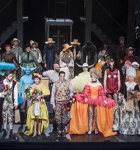 Don Giovanni, buona sera: klaipėdiečiai skubėjo į operos pokylį