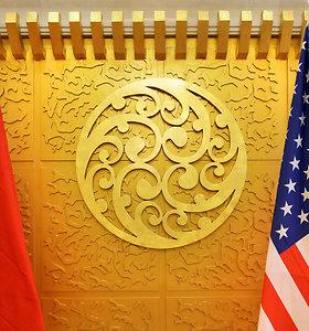 NYT: Baltieji rūmai pasiūlys nustatyti apribojimus dar vienai kinų bendrovei