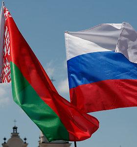 Rusijos centrinis bankas: aktyvios derybos su Baltarusija bendros valiutos nevyksta