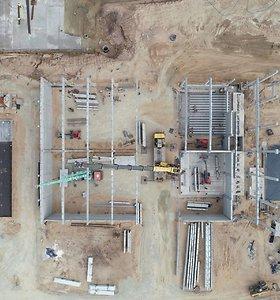 VMG baigė statyti gamyklą Akmenėje, sausį pradės bandymus