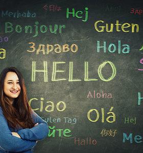 Tik susikalbėti nebeužtenka: mokame bene daugiausiai kalbų, tačiau specialistų trūksta