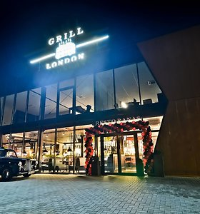 """Grill London"" – restoranas, kuriam klientų meilė neblėsta"