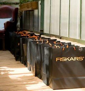 """FISKARS išplėtė savo """"Xact™"""" sodo įrankių asortimentą"""