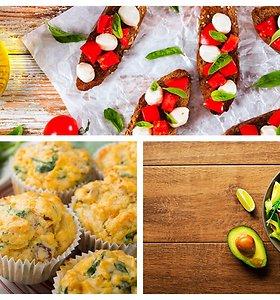 Ruošiamės vasaros piknikui: kokius patiekalus pagaminsite greičiausiai? 3 lengvi receptai