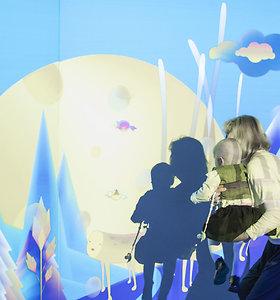 """""""Cosmos place"""" – erdvė, skatinanti vaikų kūrybiškumą, kurioje viską gali išbandyti savomis rankomis"""