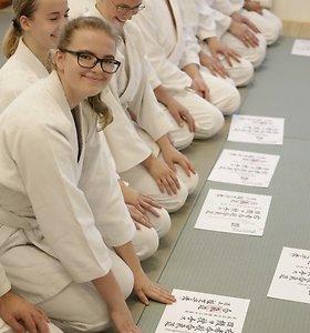 Aikido – šiuolaikinės Japonijos kovos menas, kuriame svarbiausia ne pergalė