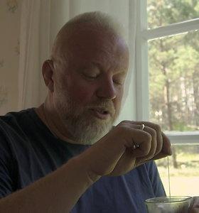Vytaras Radzevičius: Arbatų kalba ir skoniai