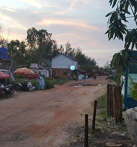 Mariaus Duoplio gyvenimas Kambodžoje