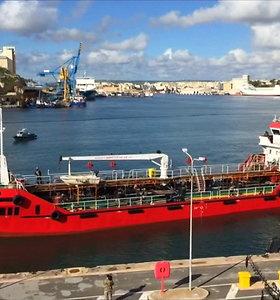 Maltos kariškiai sutramdė tanklaivį užgrobusius migrantus