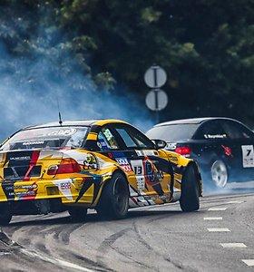 Lietuvos drifto čempionatas grįžta į Klaipėdą