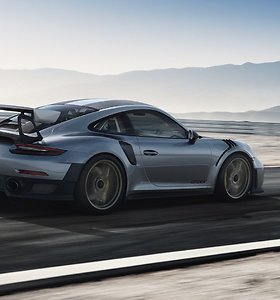 "Niurburgringe užfiksuotas naujas ""Porsche"" rekordas"